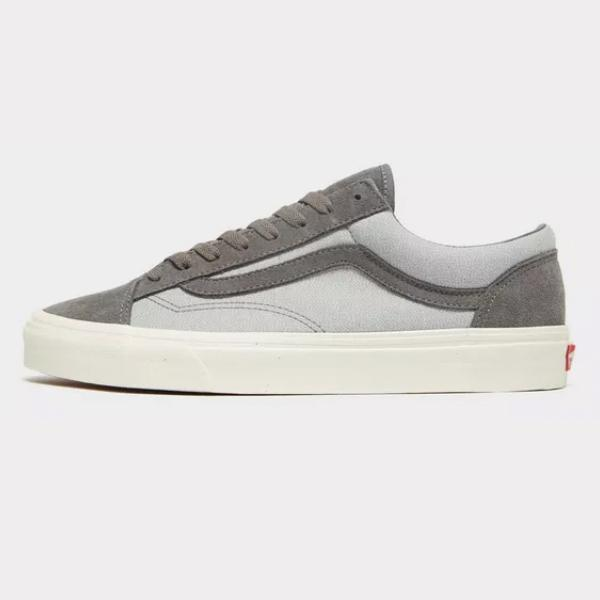 45496a667e5e Vans Vans Style 36  Grey  at Soleheaven Curated Collections