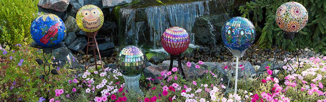 Gazing Globes And Accessories Echovalley Com