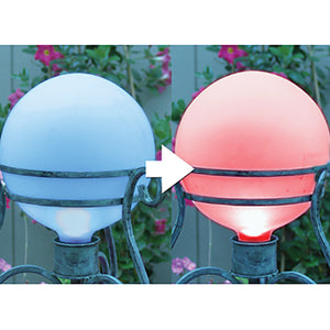 LED Solar Color Changing Caplight