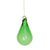 "7"" Teardrop Stardust Illuminarie Ornament"