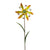 Illuminarie Flower Pinwheel - Yellow