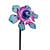 Passion Flower Two-Tiered Pinwheel