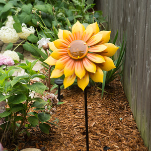 LunaLite Sunflower Dual-Motion Windwheel KD