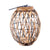 Lumisphere Wicker Solar Lantern - Oblong