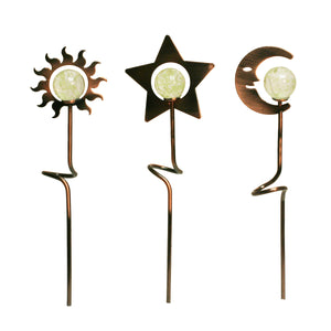 Small Illuminarie Celestial Pot Sticker - 3 pc set