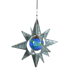 Vintage Illum Star Hanging Spinner