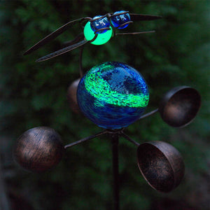 Illuminarie Dragonfly Anemometer Stake KD