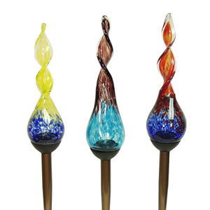 LunaLite Spiral Stake 3 pc Set