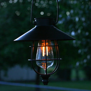 Marine Pendant 2-in-1 Edi-Sol Light - Black