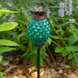 LunaLite Pineapple Welcome Stake - Blue