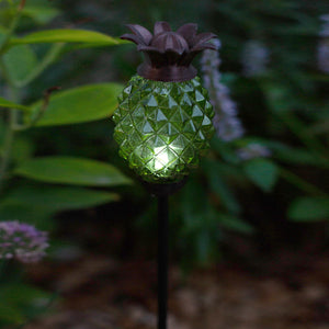 LunaLite Pineapple Welcome Stake - Green