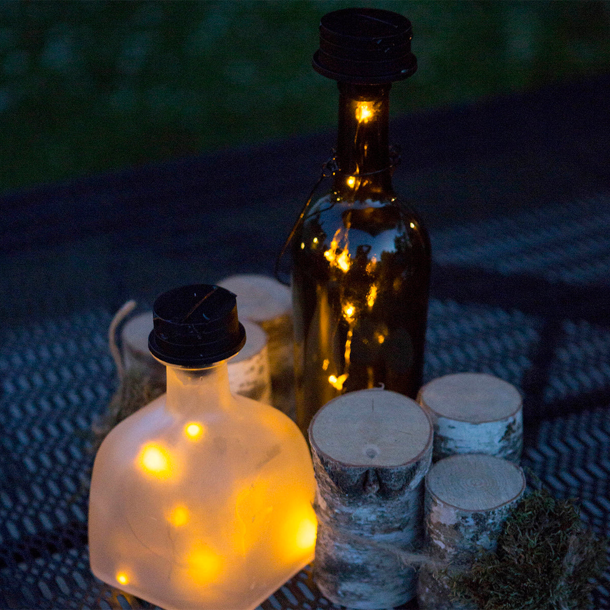 Afterglow Solar Bottle Lantern Kit (Set of 2)