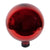 "10"" Red Marsala Gazing Globe"