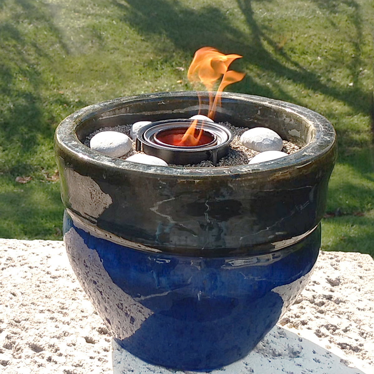 EchoFlame Fire Pot Kit