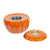 EchoFlame Ceramic Pumpkin Accent Fireplace