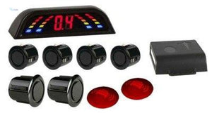 Blind Spot Assist System With 4 Sensor Parking - Safety Essentials