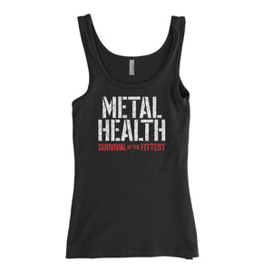 Women's Metal Health Tank Top