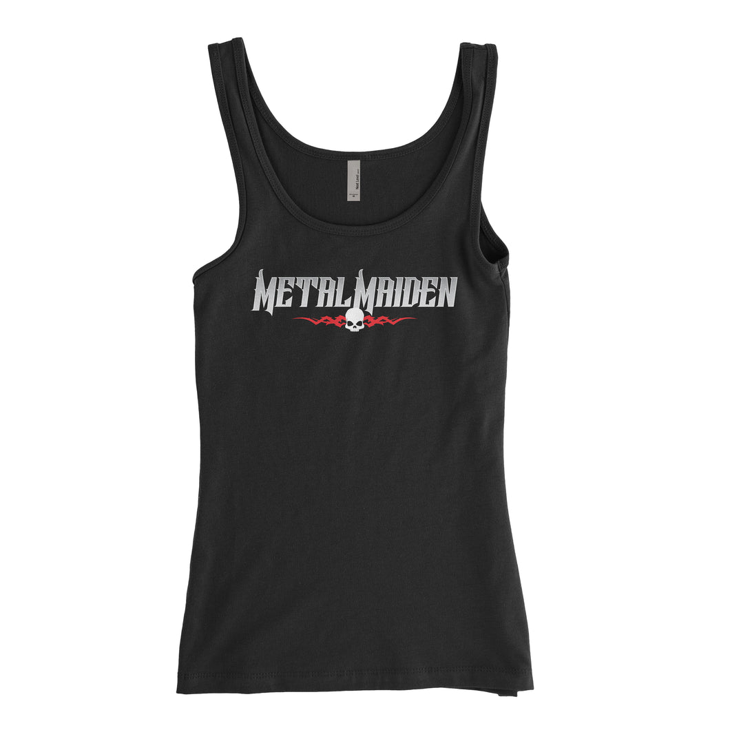 Women's Metal Maiden Tank Top