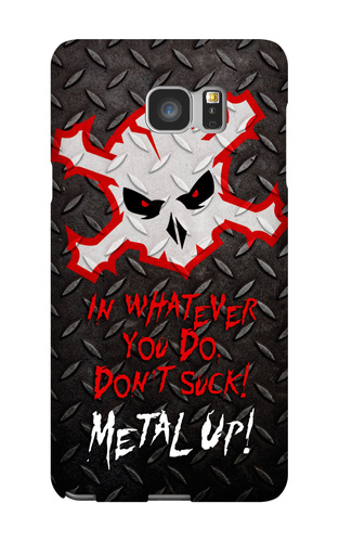 Metal Up! Galaxy Note 5 Case