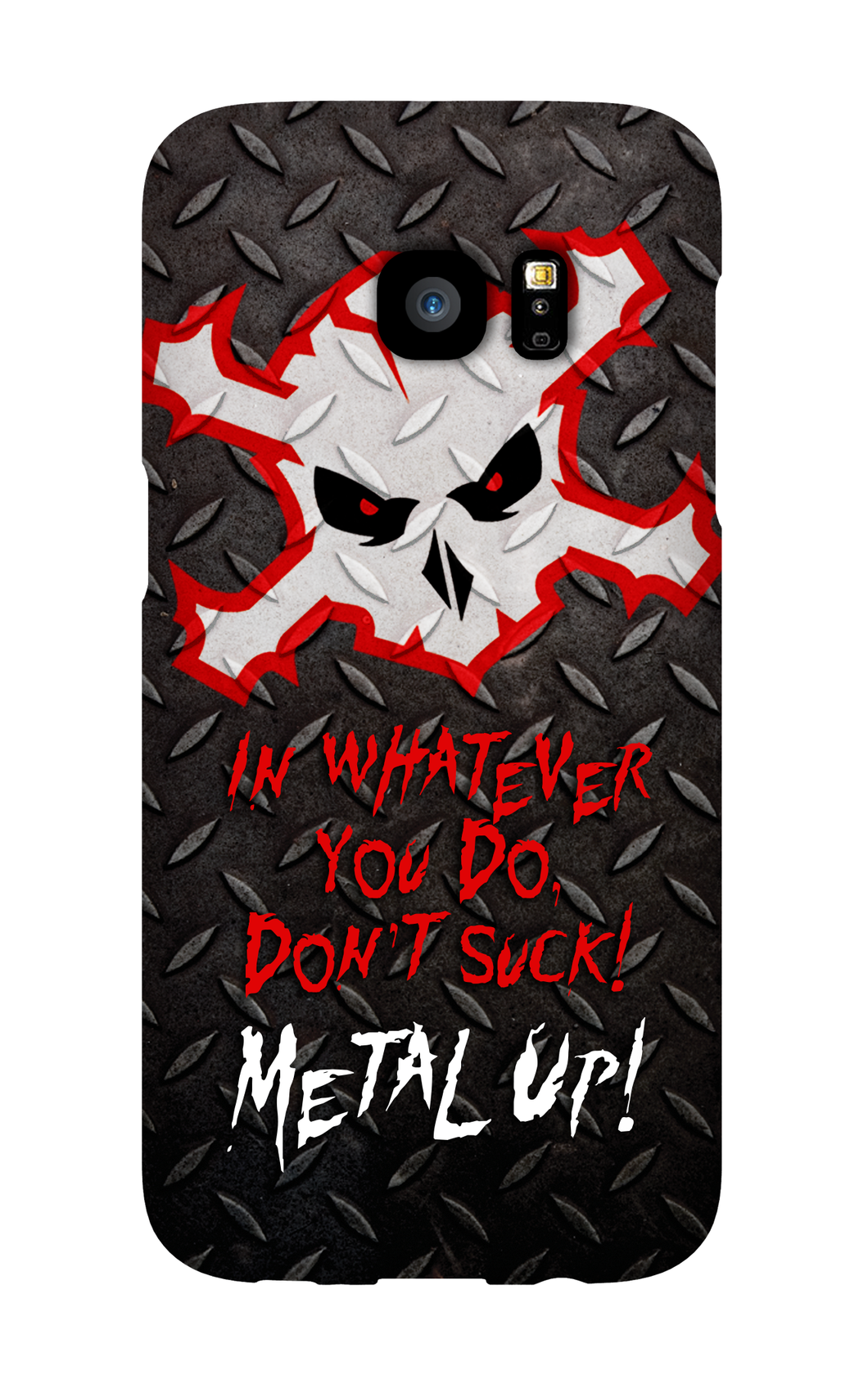 Metal Up! Galaxy S7 Edge Case