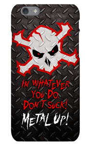 Metal Up! iPhone 6S Case