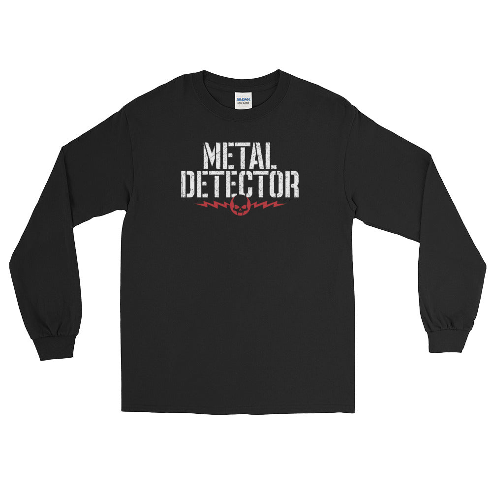 Metal Detector Long-Sleeve T-Shirt