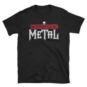 Motivated by Metal Short-Sleeve T-Shirt