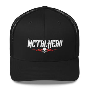 """Metal Head"" Trucker Cap"