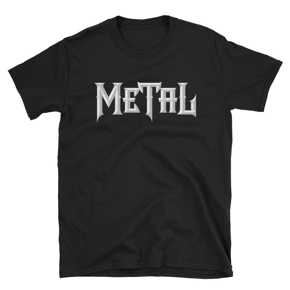 METAL Short-Sleeve T-Shirt