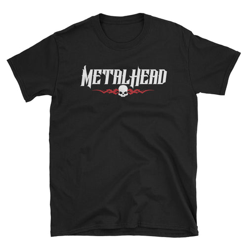 Metal Head Short-Sleeve T-Shirt