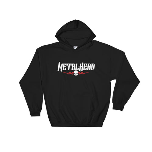 Metal Head Hooded Sweatshirt