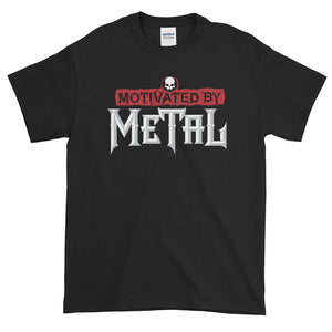 Motivated by Metal Short-Sleeve T-Shirt (4X, 5X)