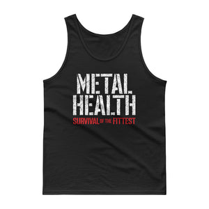 Metal Health: Survival of the Fittest Tank Top