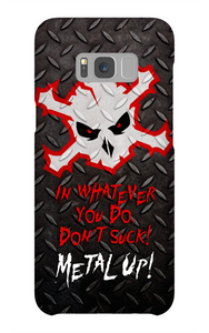 Metal Up! Galaxy S8 Plus Case