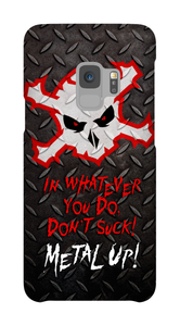 Metal Up! Galaxy S9 Case