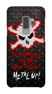 Metal Up! Galaxy S9 Plus Case
