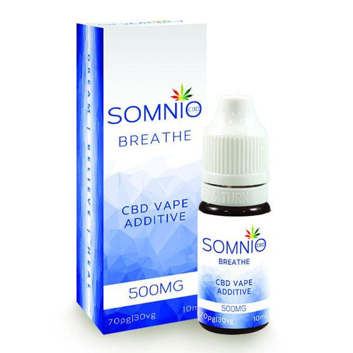 Somnio Breathe CBD Vape Additive 500mg 10ml