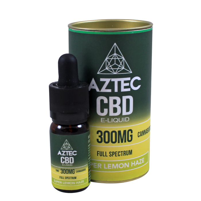 Aztec CBD Super Lemon Haze - 300mg 10ml