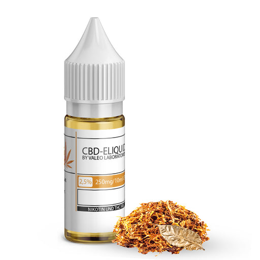 Valeo CBD E Liquid 250mg 2.5% 10ml USA Mix