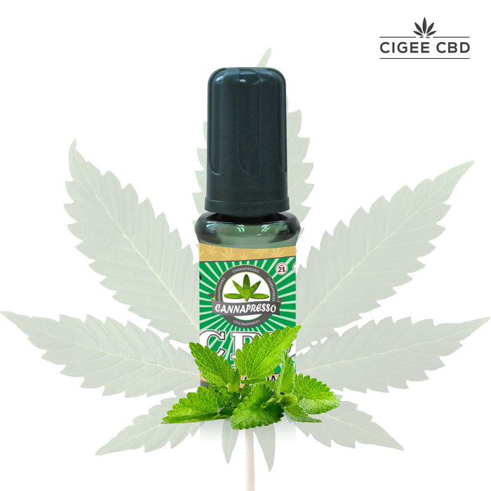Cannapresso Vape liquid 30ML 1000MG Menthol