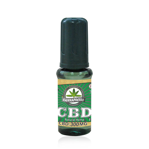 Cannapresso Vape liquid 15ML 300MG Natural Hemp