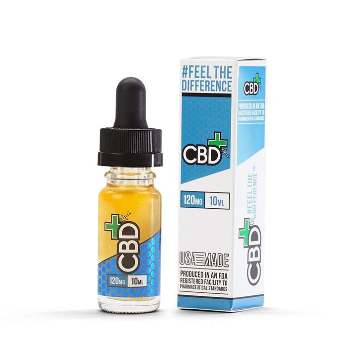 CBD +FX Hemp Additive E Liquid Oil 10ml - 120mg 300mg 500mg