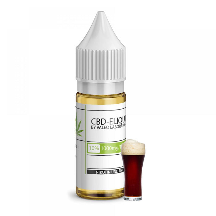 Valeo CBD E Liquid 10ml Cola 250mg 2.5% | 500mg 5% | 750mg 7.5% | 1000mg 10%