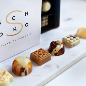 White Chocolate Assortment