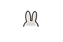 Load image into Gallery viewer, Miffy Black LED -tunnelmavalaisin