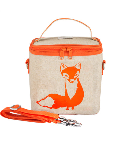 Iso Orange Fox lounaskassi