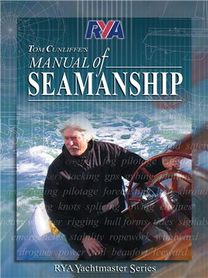 G36 Tom Cunliffe's RYA Manual of Seamanship