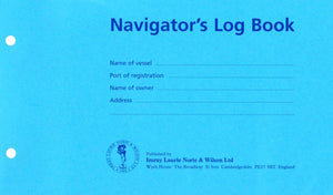 Refills for Navigators Log Book