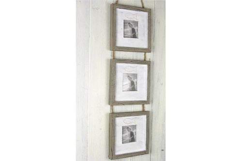 Hanah Wooden Picture Frames on String