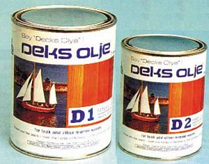 Deks Olje D2 1Lwood oil